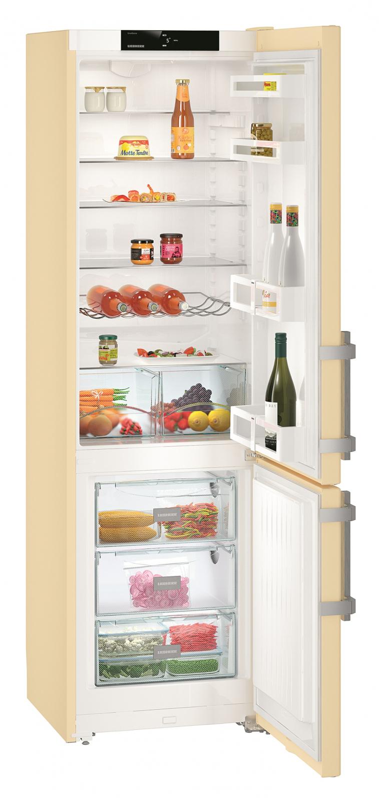 купить Двухкамерный холодильник Liebherr CUbe 4015 Украина фото 3