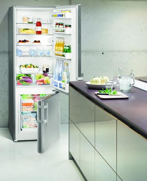 купить Двухкамерный холодильник Liebherr CUef 2811 Украина фото 7