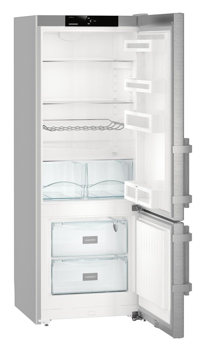 купить Двухкамерный холодильник Liebherr CUef 2915 Украина фото 4