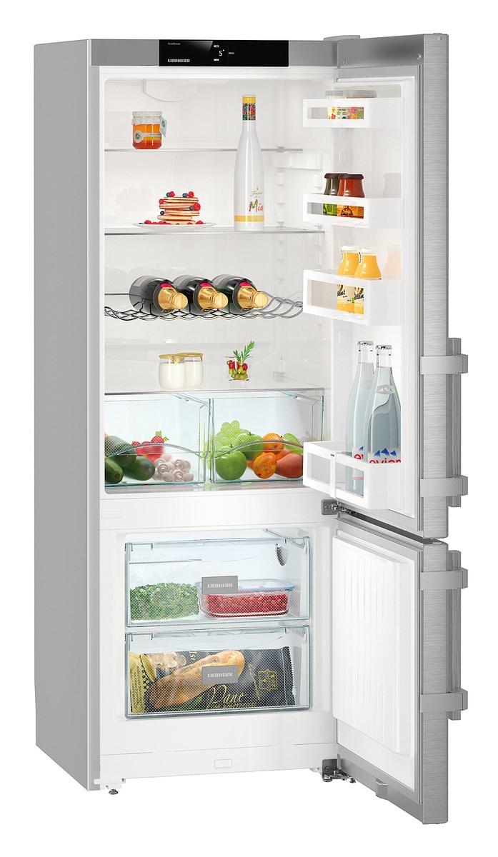 купить Двухкамерный холодильник Liebherr CUef 2915 Украина фото 0