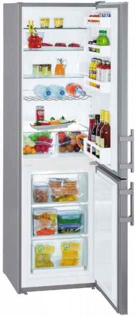 купить Двухкамерный холодильник Liebherr CUef 3311 Украина фото 0