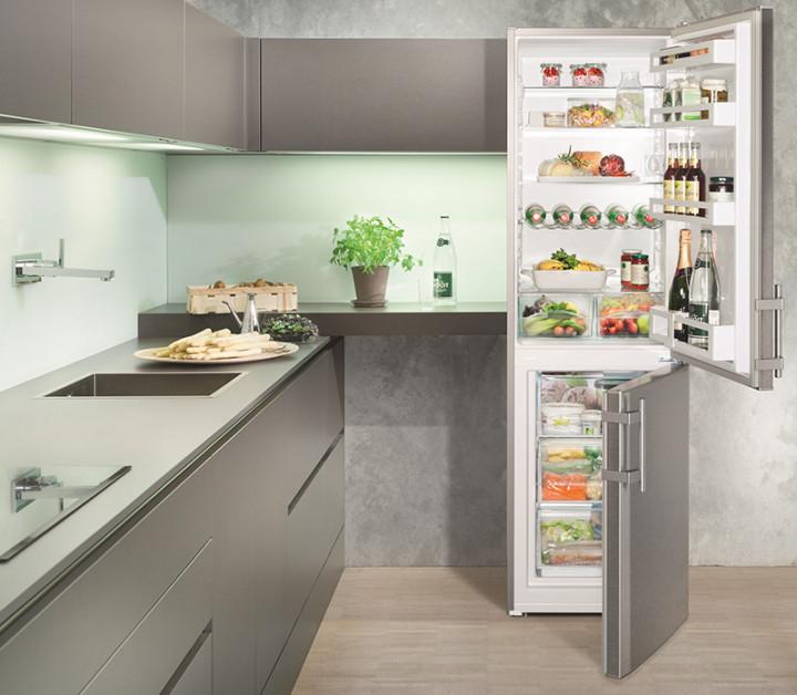 купить Двухкамерный холодильник Liebherr CUef 3311 Украина фото 8