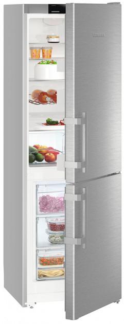 купить Двухкамерный холодильник Liebherr CUef 3515 Украина фото 6