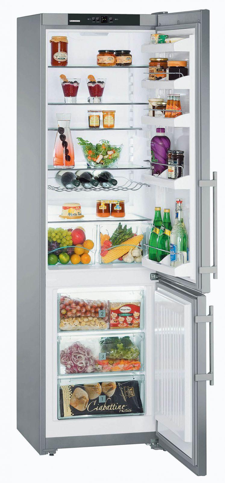 купить Двухкамерный холодильник Liebherr CUesf 4023 Украина фото 0