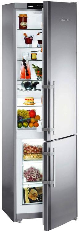 купить Двухкамерный холодильник Liebherr CUesf 4023 Украина фото 2
