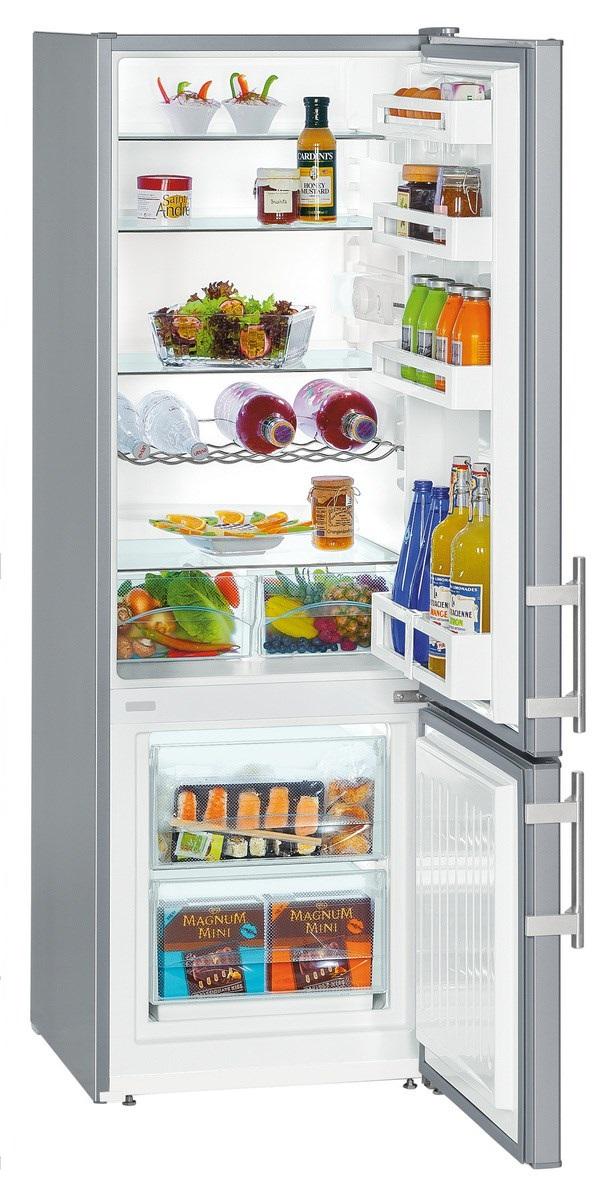 купить Двухкамерный холодильник Liebherr CUsl 2811 Украина фото 0
