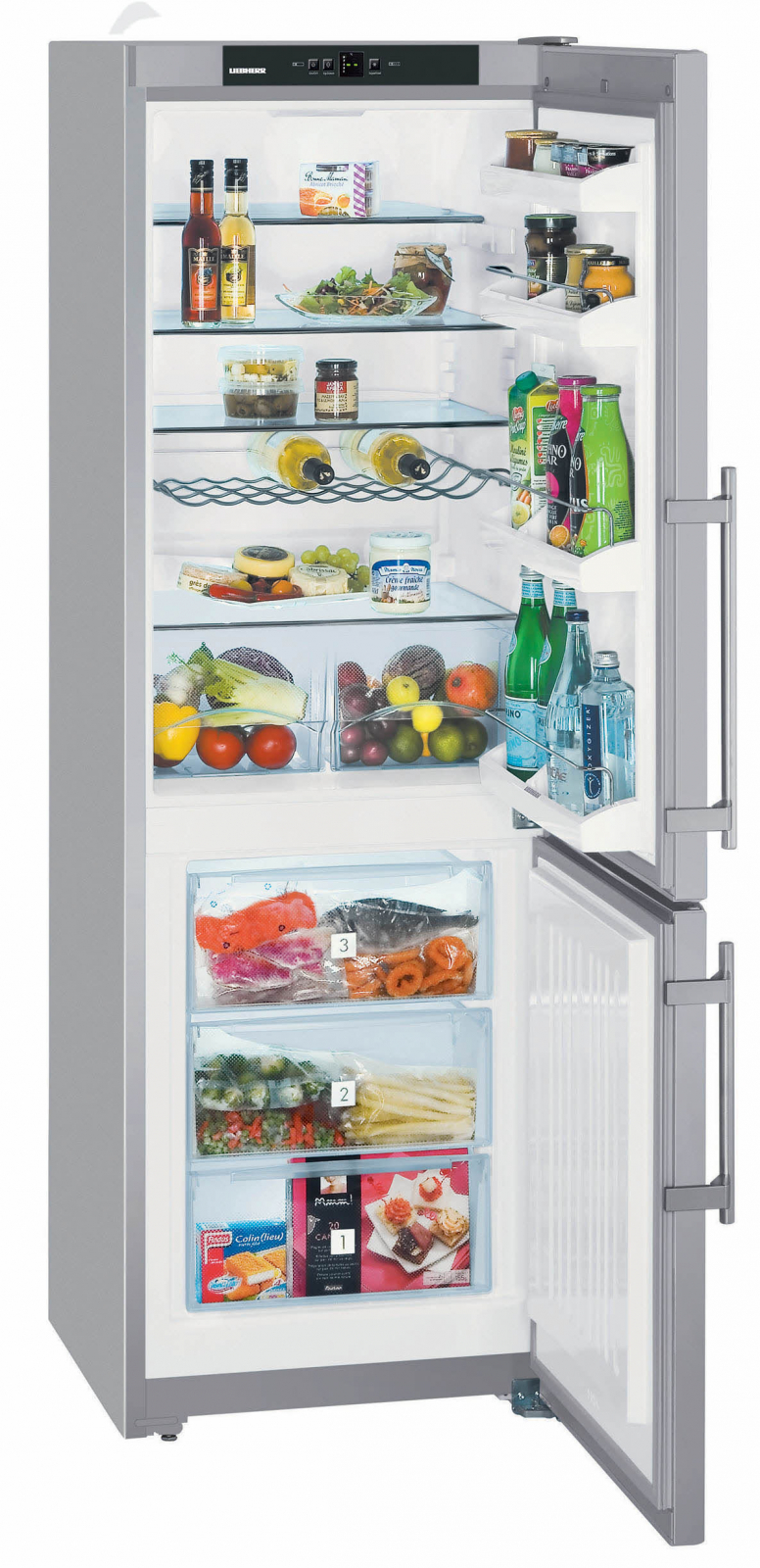 купить Двухкамерный холодильник Liebherr CUsl 3503 Украина фото 0
