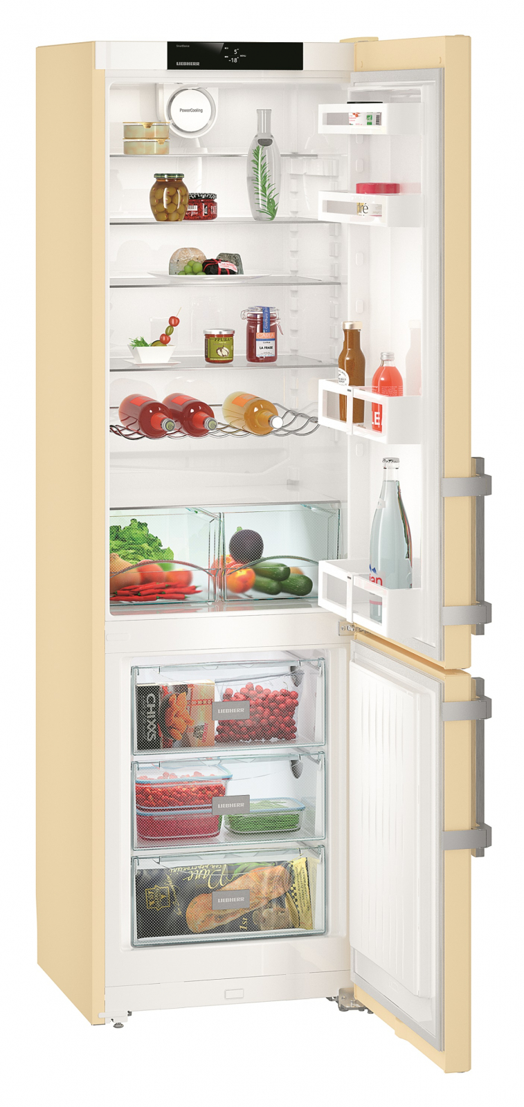 купить Двухкамерный холодильник Liebherr Cbe 4025 Украина фото 0