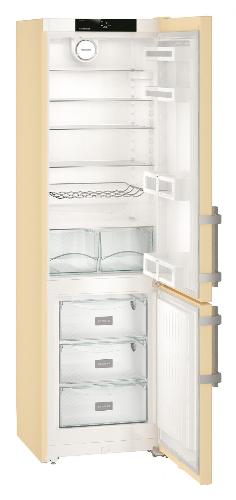 купить Двухкамерный холодильник Liebherr Cbe 4025 Украина фото 4