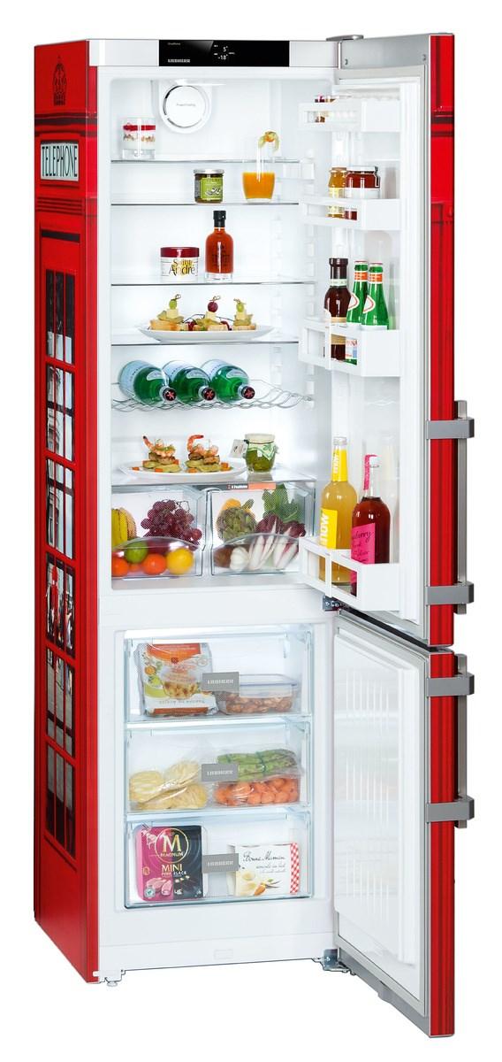 купить Двухкамерный холодильник Liebherr Ctb 3825 Украина фото 0