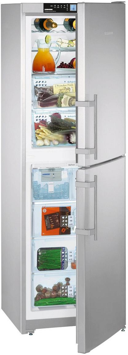 купить Двухкамерный холодильник Liebherr SBNes 3210 Украина фото 2