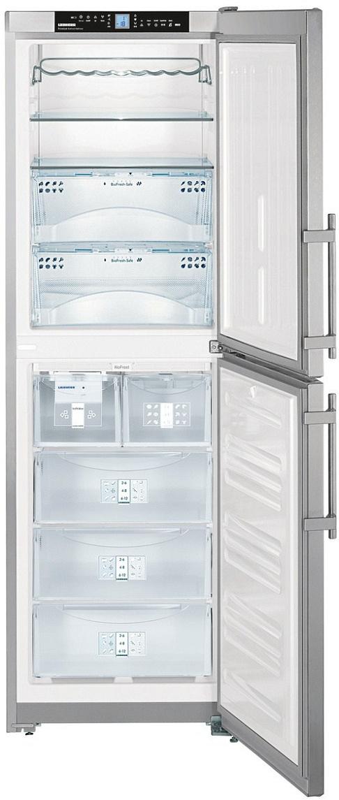 купить Двухкамерный холодильник Liebherr SBNes 3210 Украина фото 1