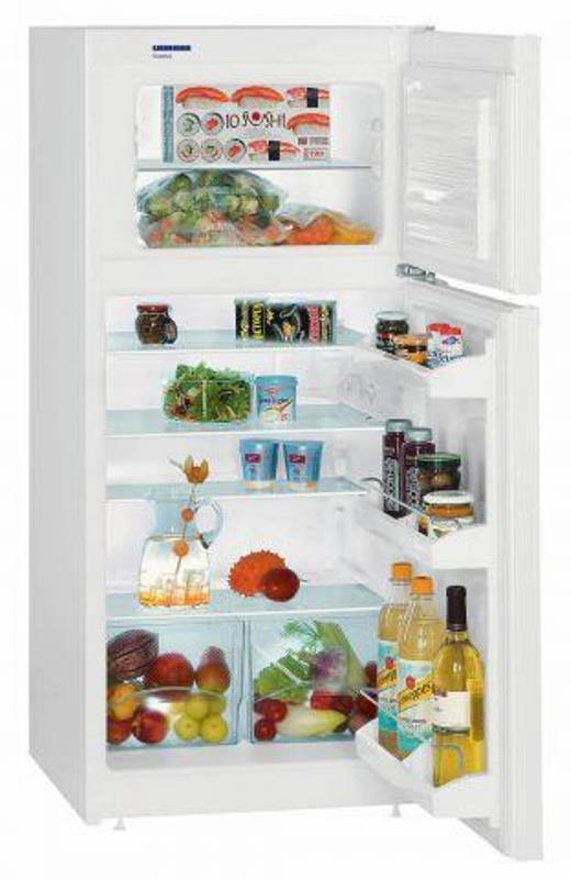 купить Двухкамерный комбинированный холодильник Liebherr CT 2011 Украина фото 1