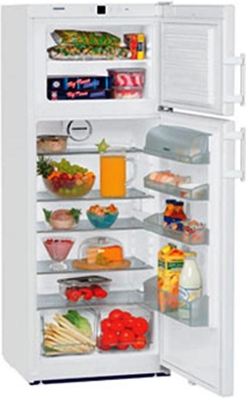 купить Двухкамерный комбинированный холодильник Liebherr CTP 2913 Украина фото 1