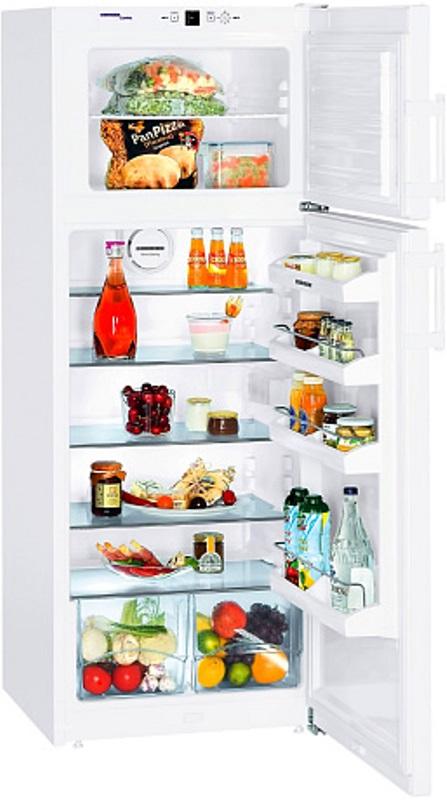 купить Двухкамерный комбинированный холодильник Liebherr CTP 2913 Украина фото 0