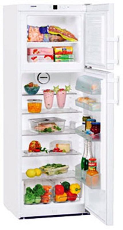 купить Двухкамерный комбинированный холодильник Liebherr CTP 3213 Украина фото 1