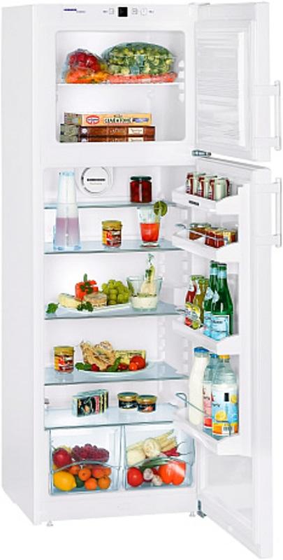 купить Двухкамерный комбинированный холодильник Liebherr CTP 3213 Украина фото 0