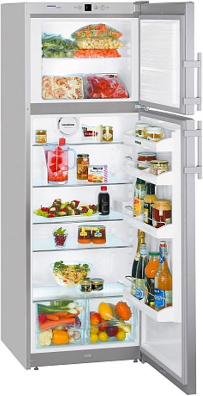 купить Двухкамерный комбинированный холодильник Liebherr CTPesf 3223 Украина фото 0