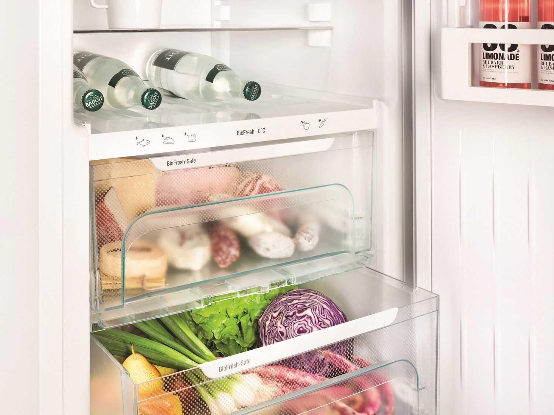 купить Двухкамерный холодильник Liebherr CBN 4815 Украина фото 10