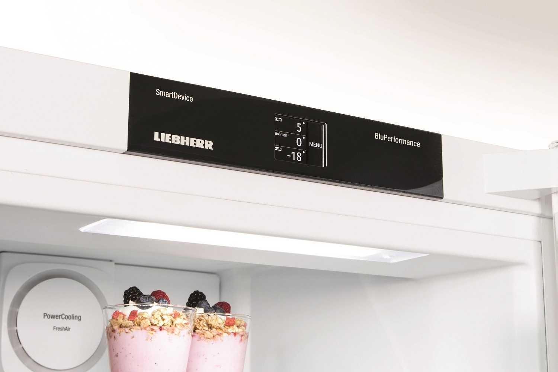 купить Двухкамерный холодильник Liebherr CBN 4815 Украина фото 11