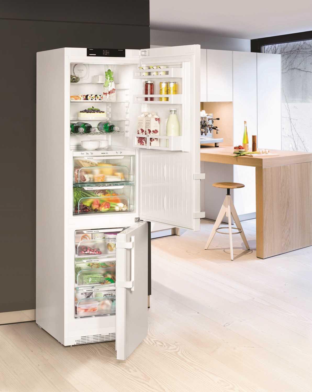 купить Двухкамерный холодильник Liebherr CBN 4815 Украина фото 8