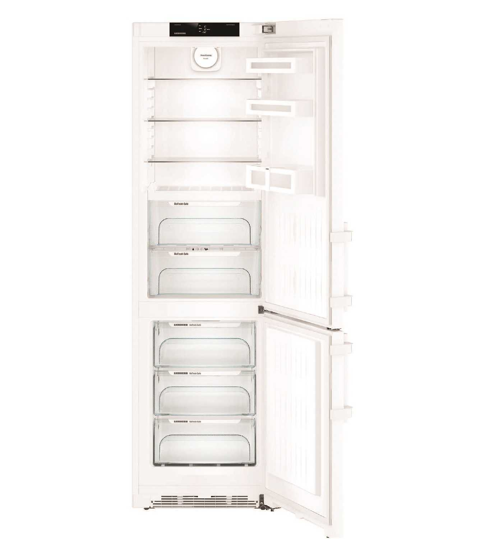 купить Двухкамерный холодильник Liebherr CBN 4815 Украина фото 2