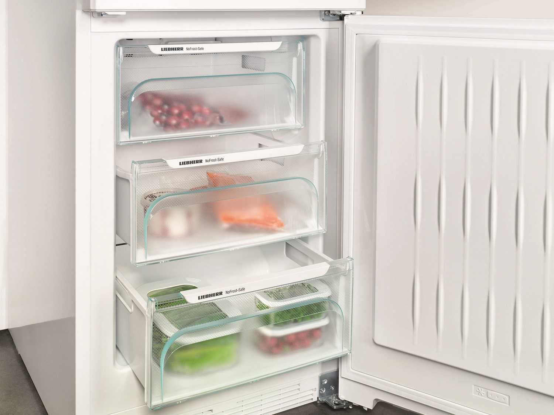 купить Двухкамерный холодильник Liebherr CBN 4815 Украина фото 12