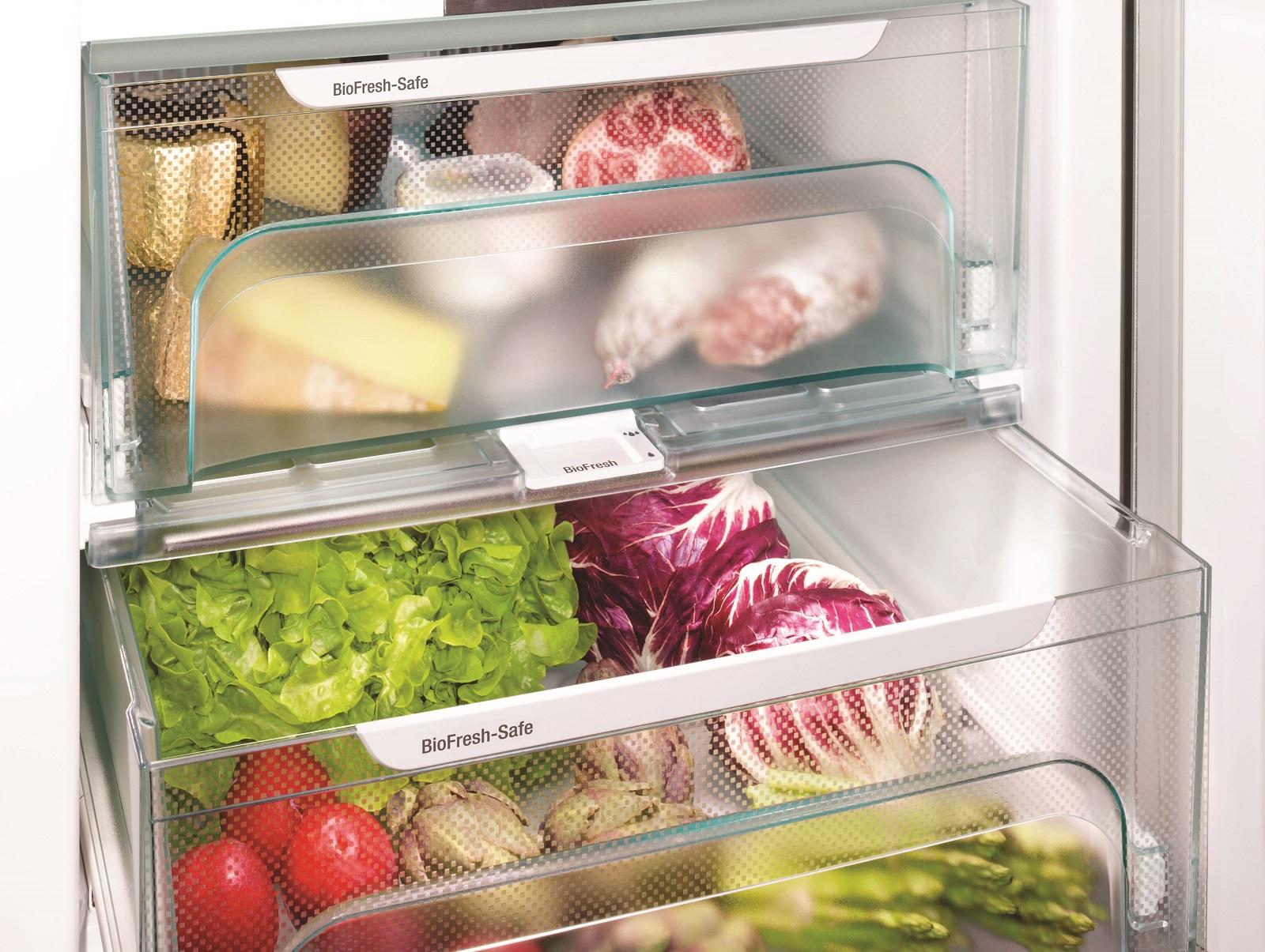 купить Двухкамерный холодильник Liebherr CBN 4835 Украина фото 8