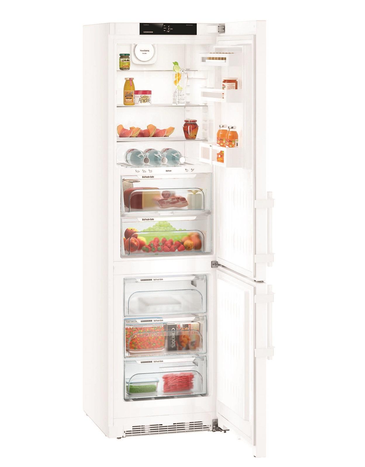 Двухкамерный холодильник Liebherr CBN 4835 купить украина