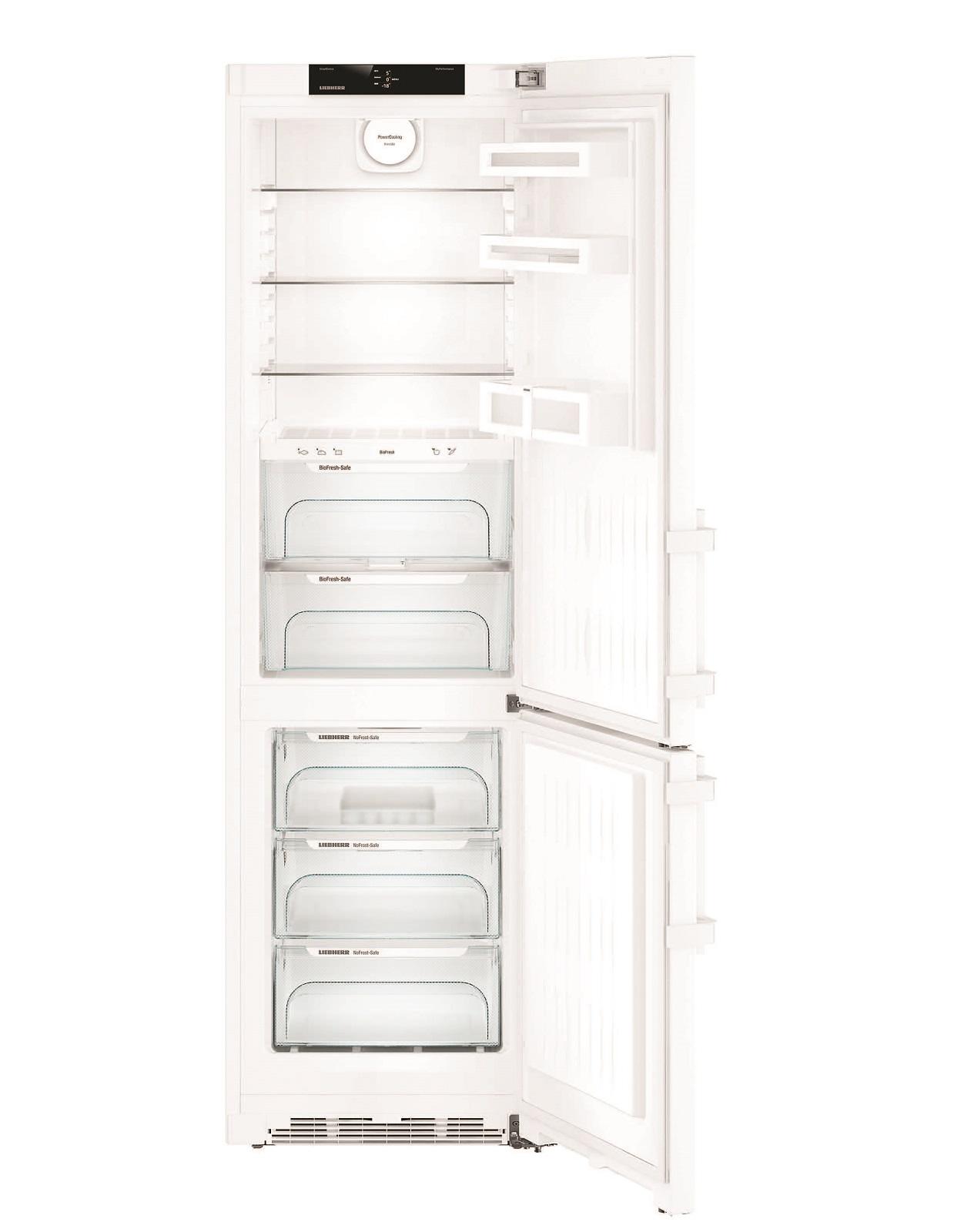 купить Двухкамерный холодильник Liebherr CBN 4835 Украина фото 6