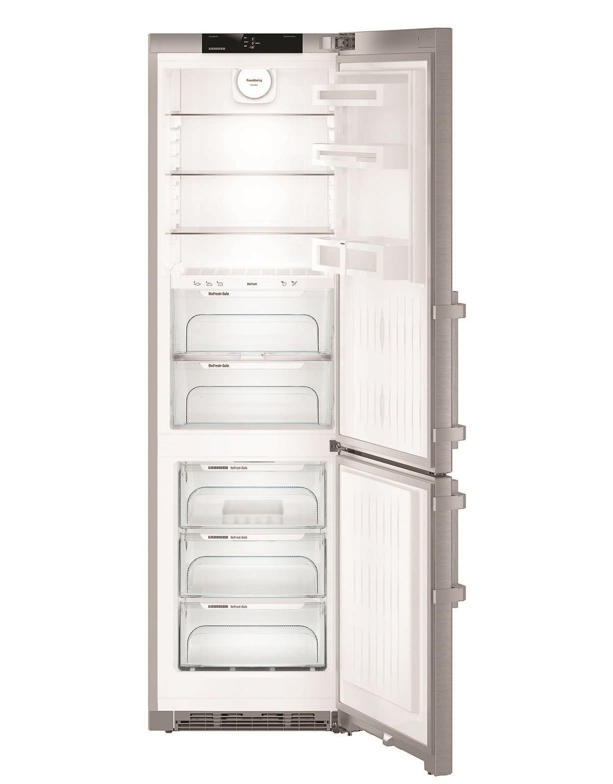 купить Двухкамерный холодильник Liebherr CBNef 4835 Украина фото 7