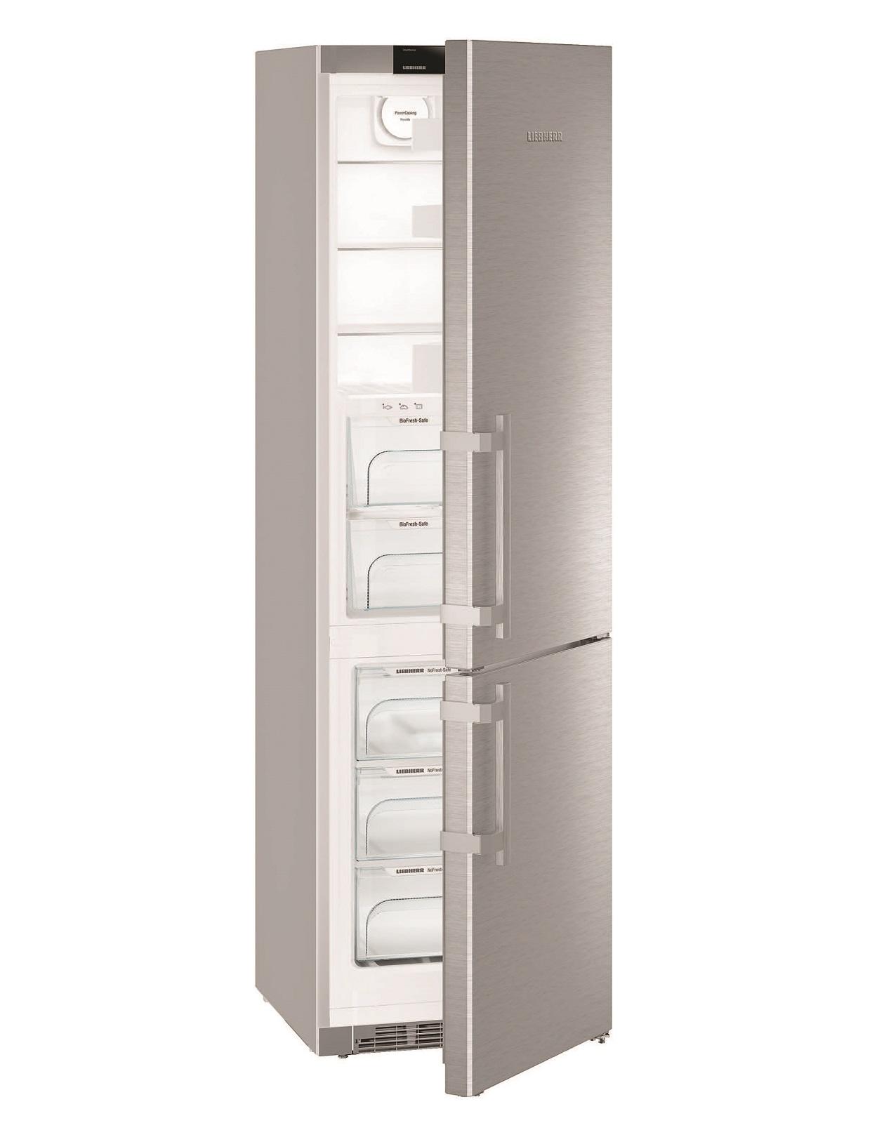 купить Двухкамерный холодильник Liebherr CBNef 4835 Украина фото 2