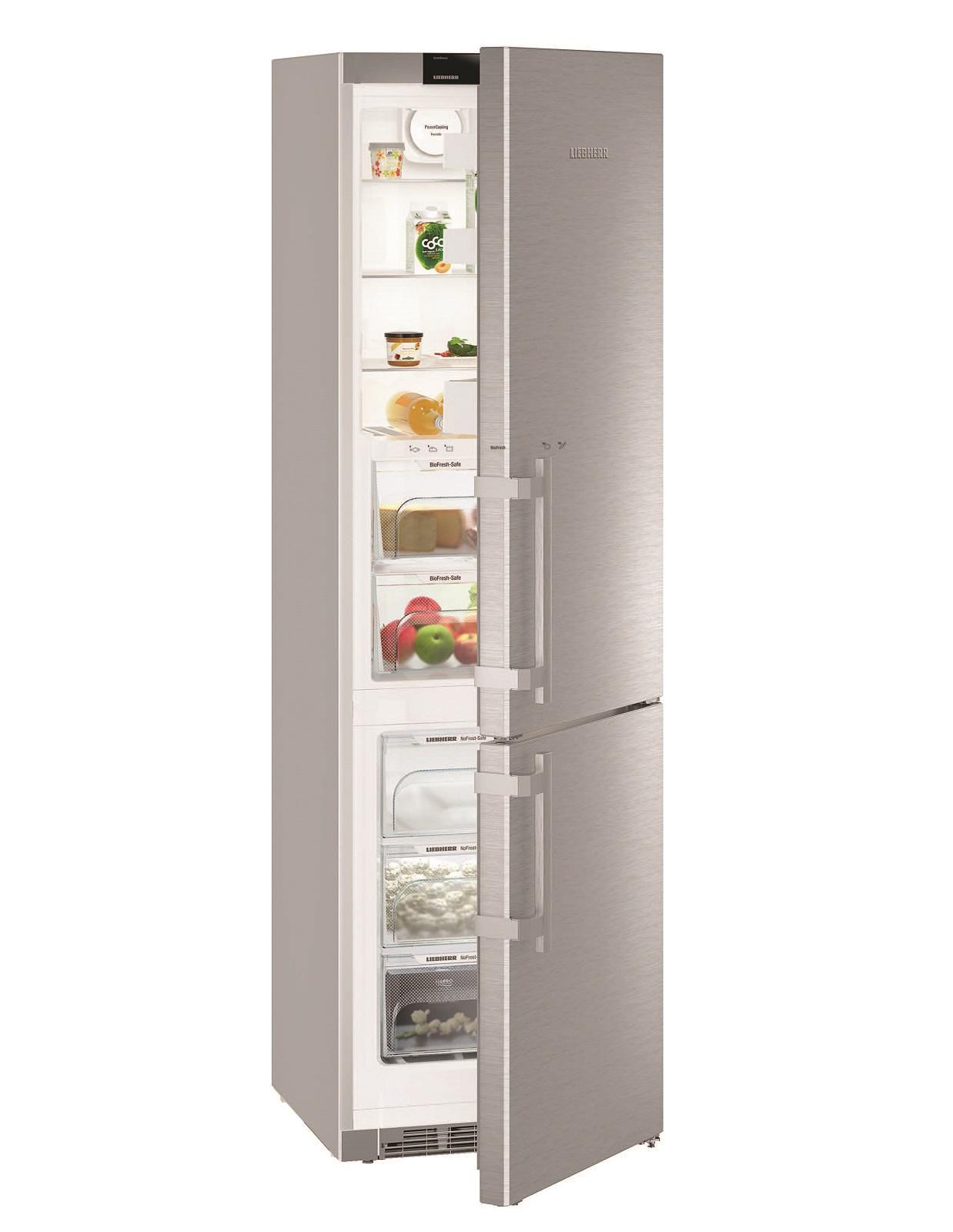 купить Двухкамерный холодильник Liebherr CBNef 4835 Украина фото 3