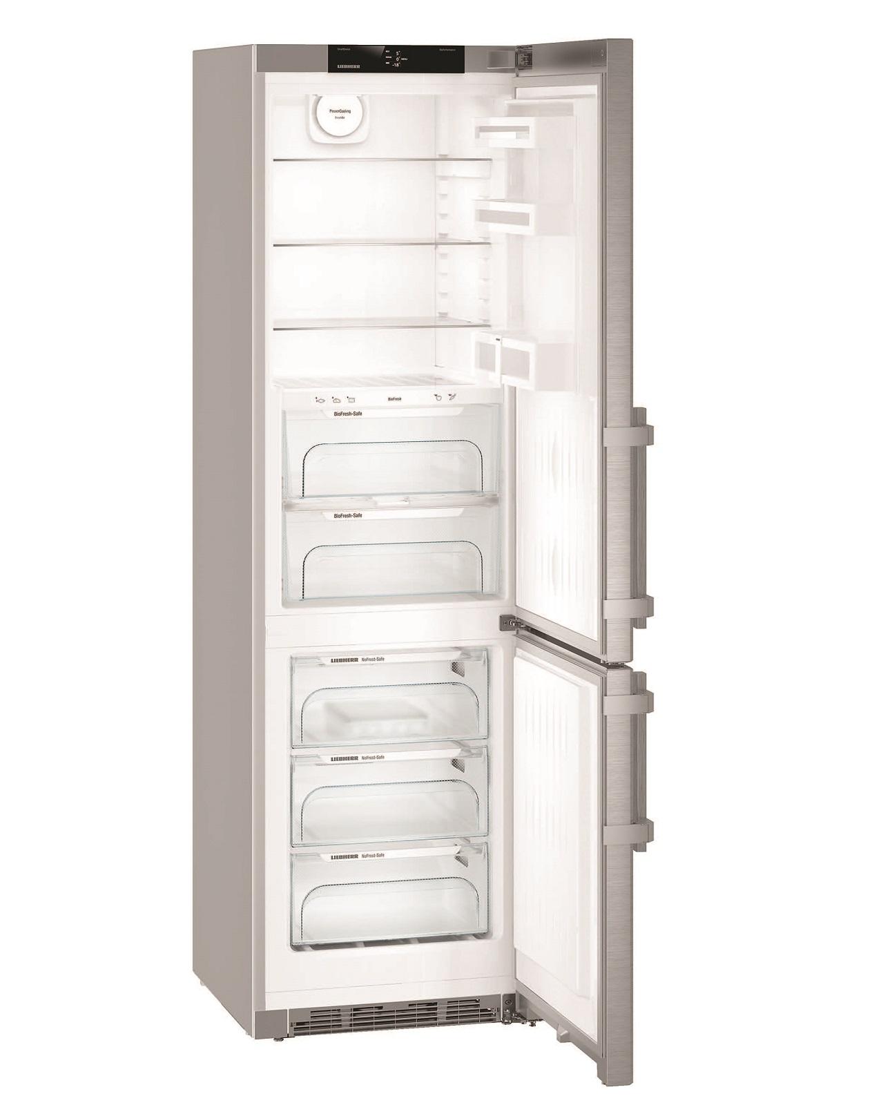 купить Двухкамерный холодильник Liebherr CBNef 4835 Украина фото 1