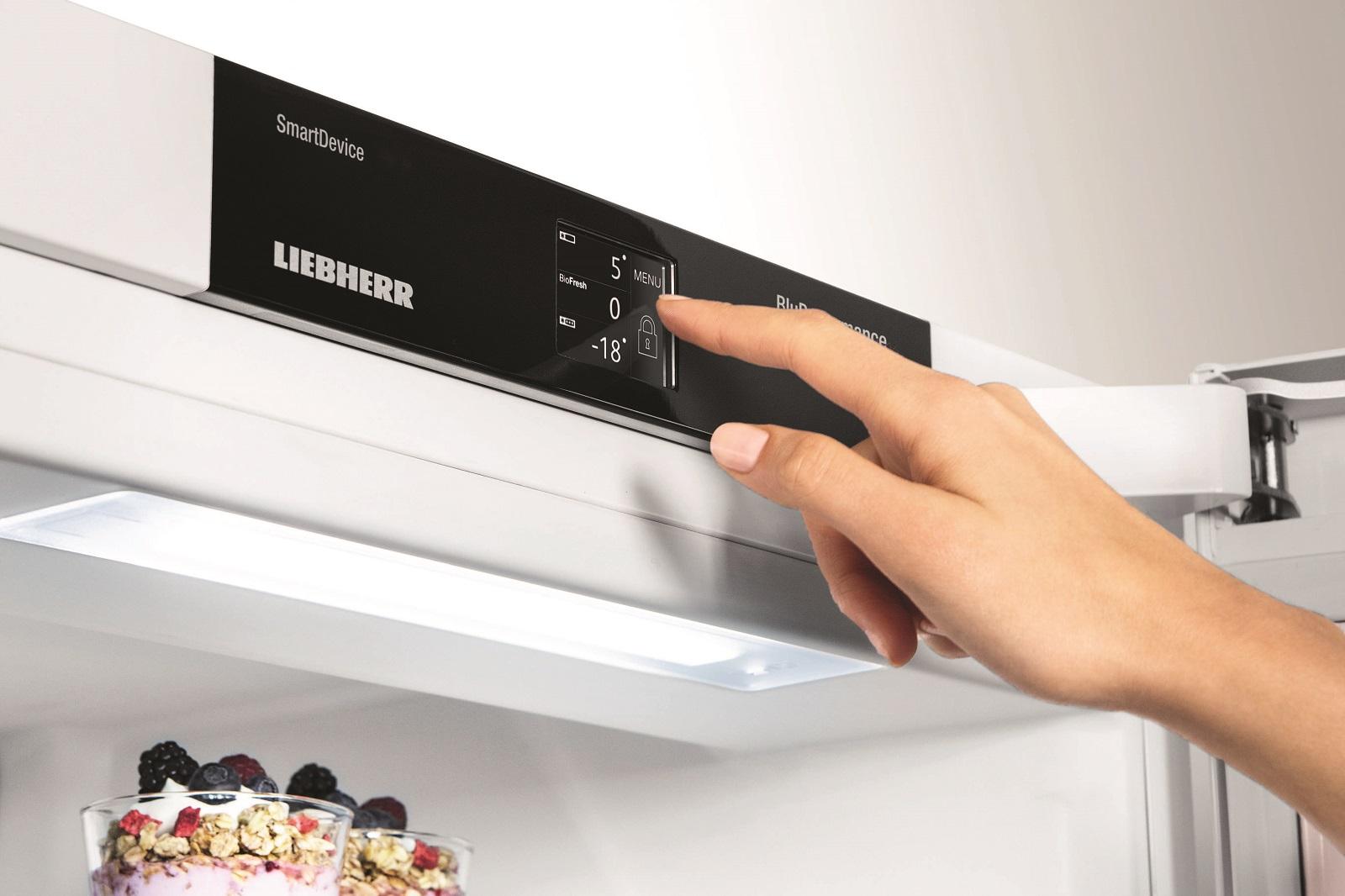 купить Двухкамерный холодильник Liebherr CBNef 4835 Украина фото 5