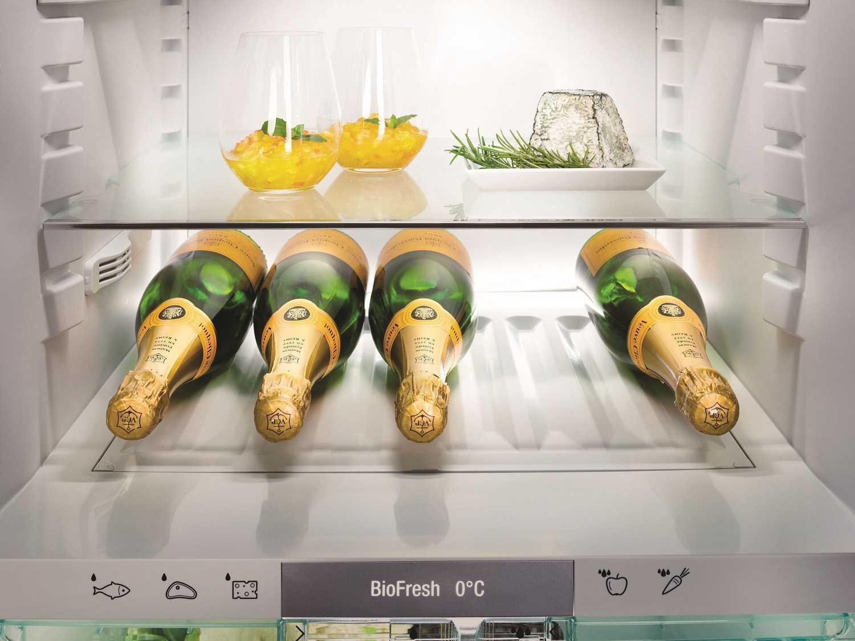 купить Двухкамерный холодильник Liebherr CBNP 4858 Украина фото 9