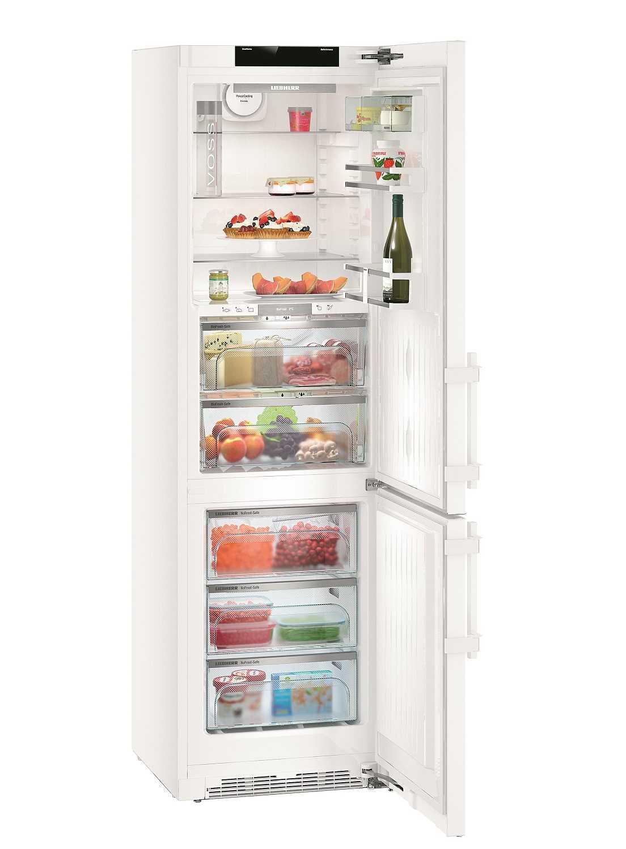купить Двухкамерный холодильник Liebherr CBNP 4858 Украина фото 5
