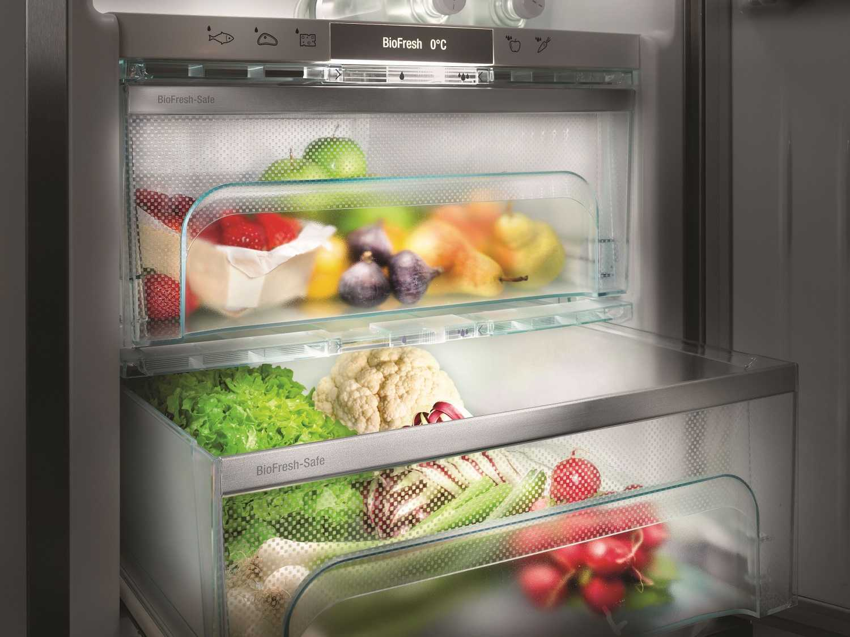 купить Двухкамерный холодильник Liebherr CBNP 4858 Украина фото 11