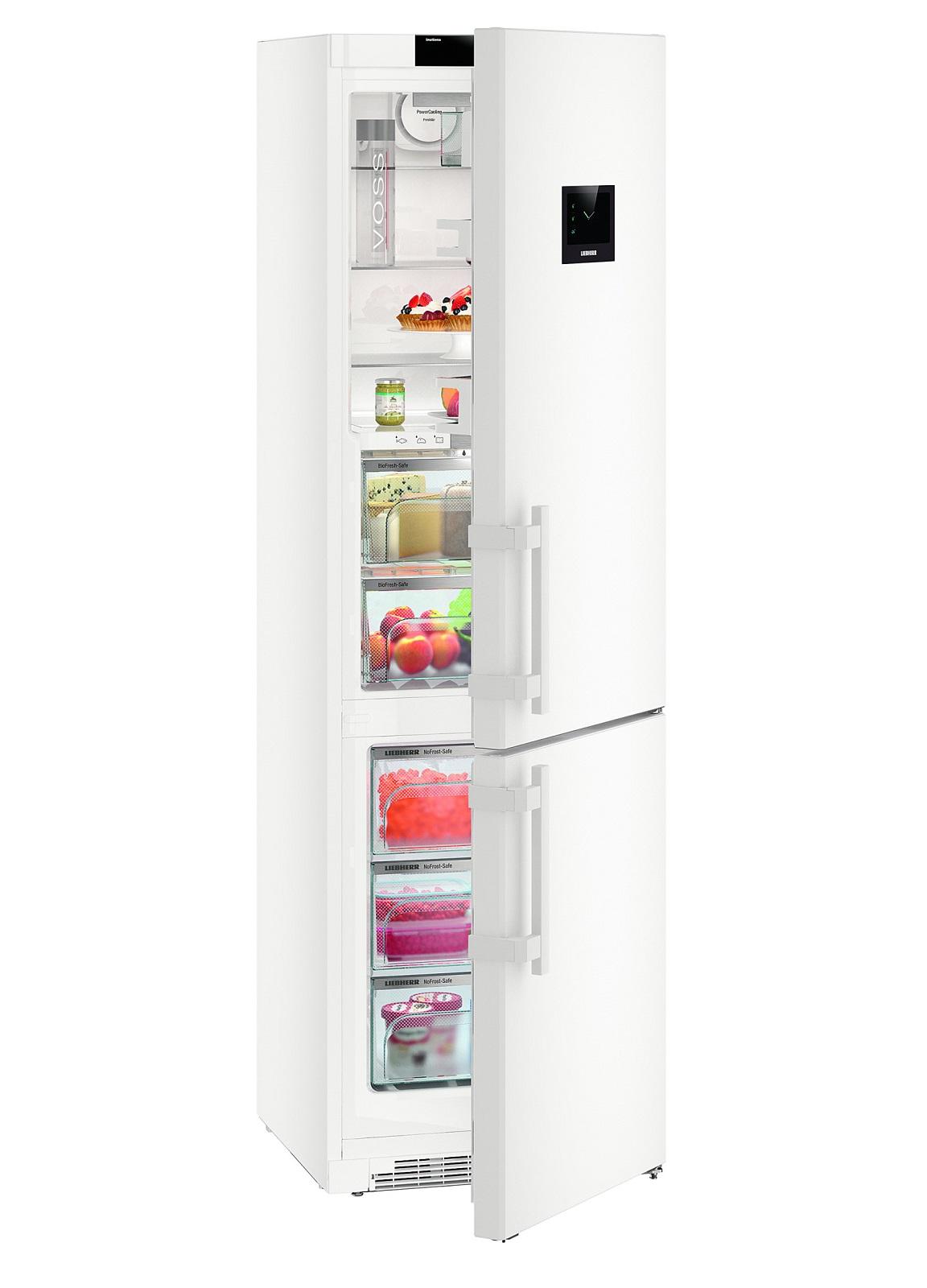 Двухкамерный холодильник Liebherr CBNP 4858 купить украина