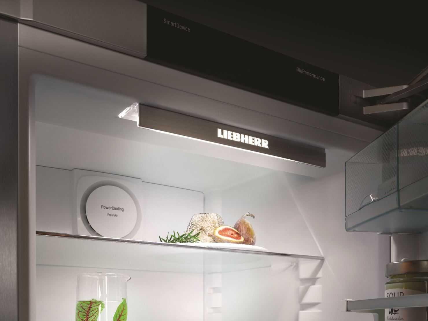 купить Двухкамерный холодильник Liebherr CBNP 4858 Украина фото 7