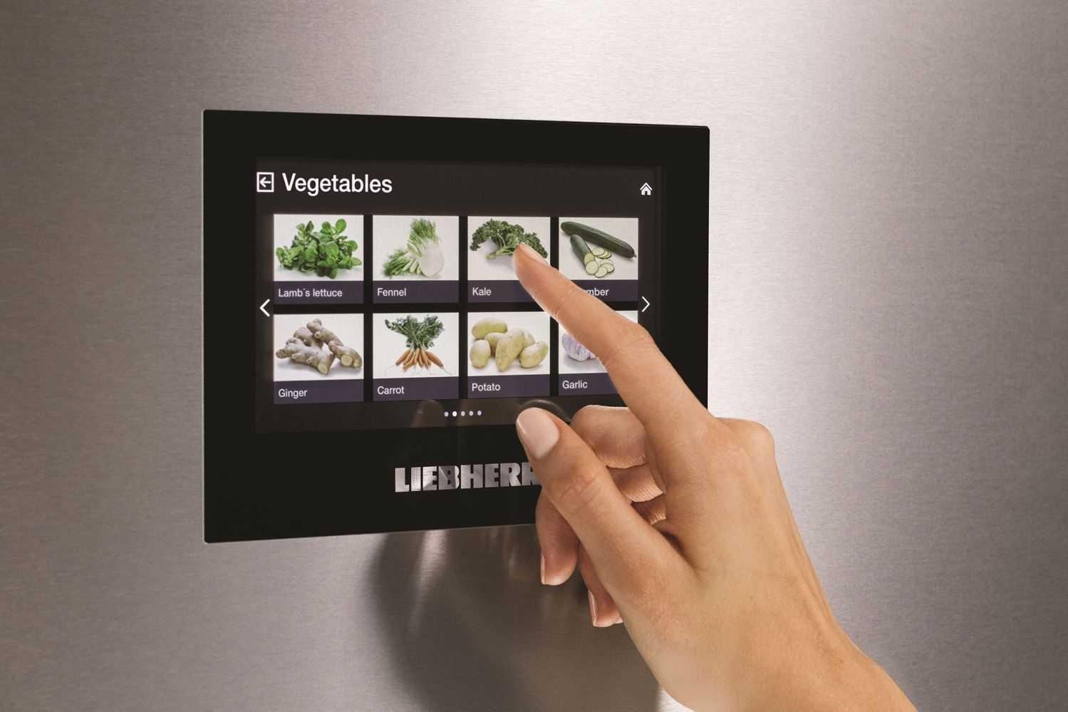 купить Двухкамерный холодильник Liebherr CBNP 4858 Украина фото 8