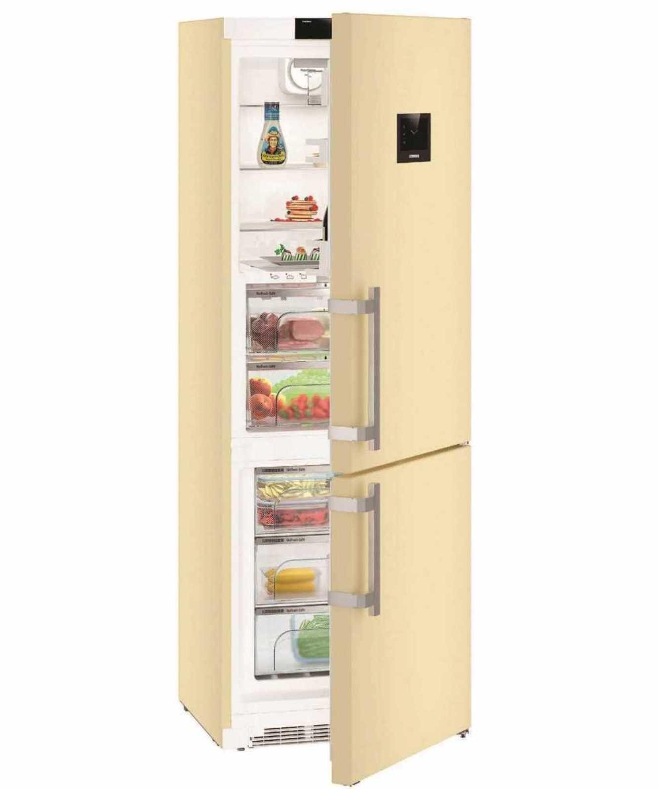 Двухкамерный холодильник Liebherr CBNPbe 5758 купить украина