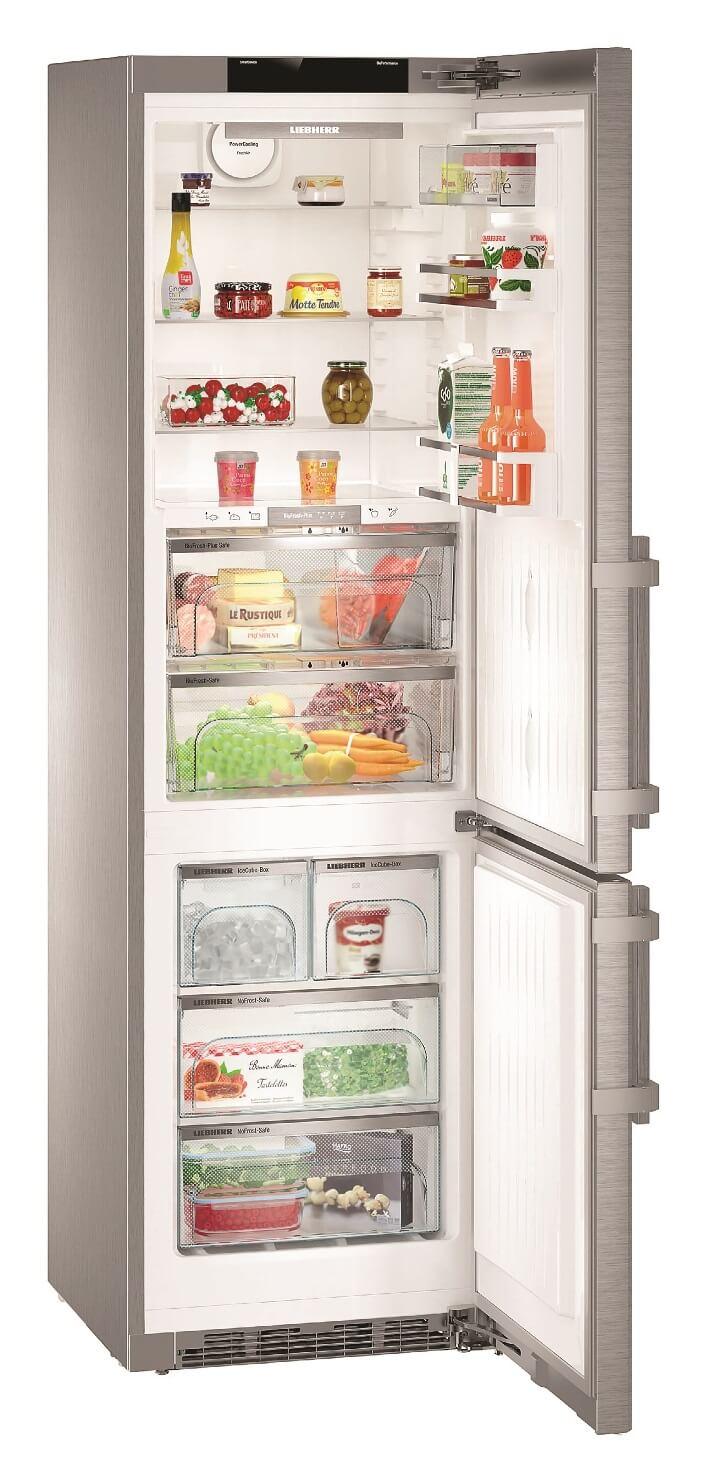 купить Двухкамерный холодильник Liebherr CBNPes 4878 Украина фото 4