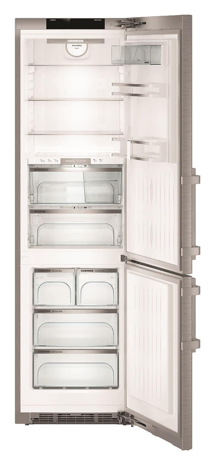 купить Двухкамерный холодильник Liebherr CBNPes 4878 Украина фото 2