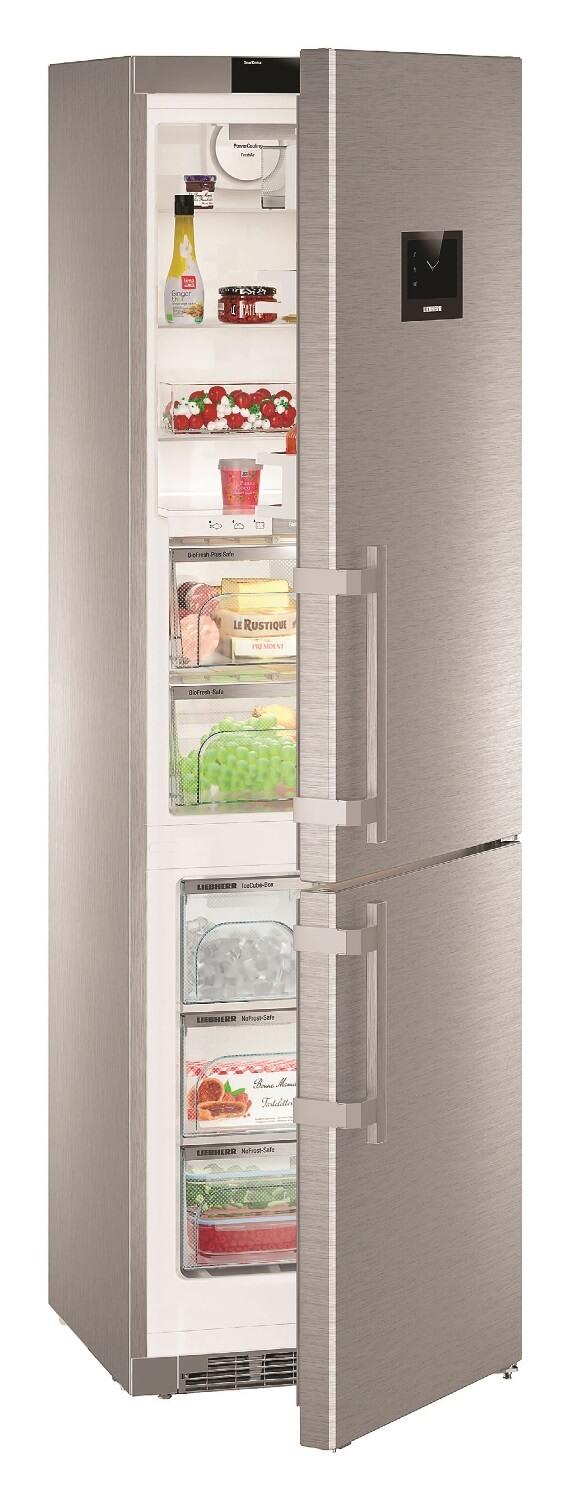 Двухкамерный холодильник Liebherr CBNPes 4878 купить украина