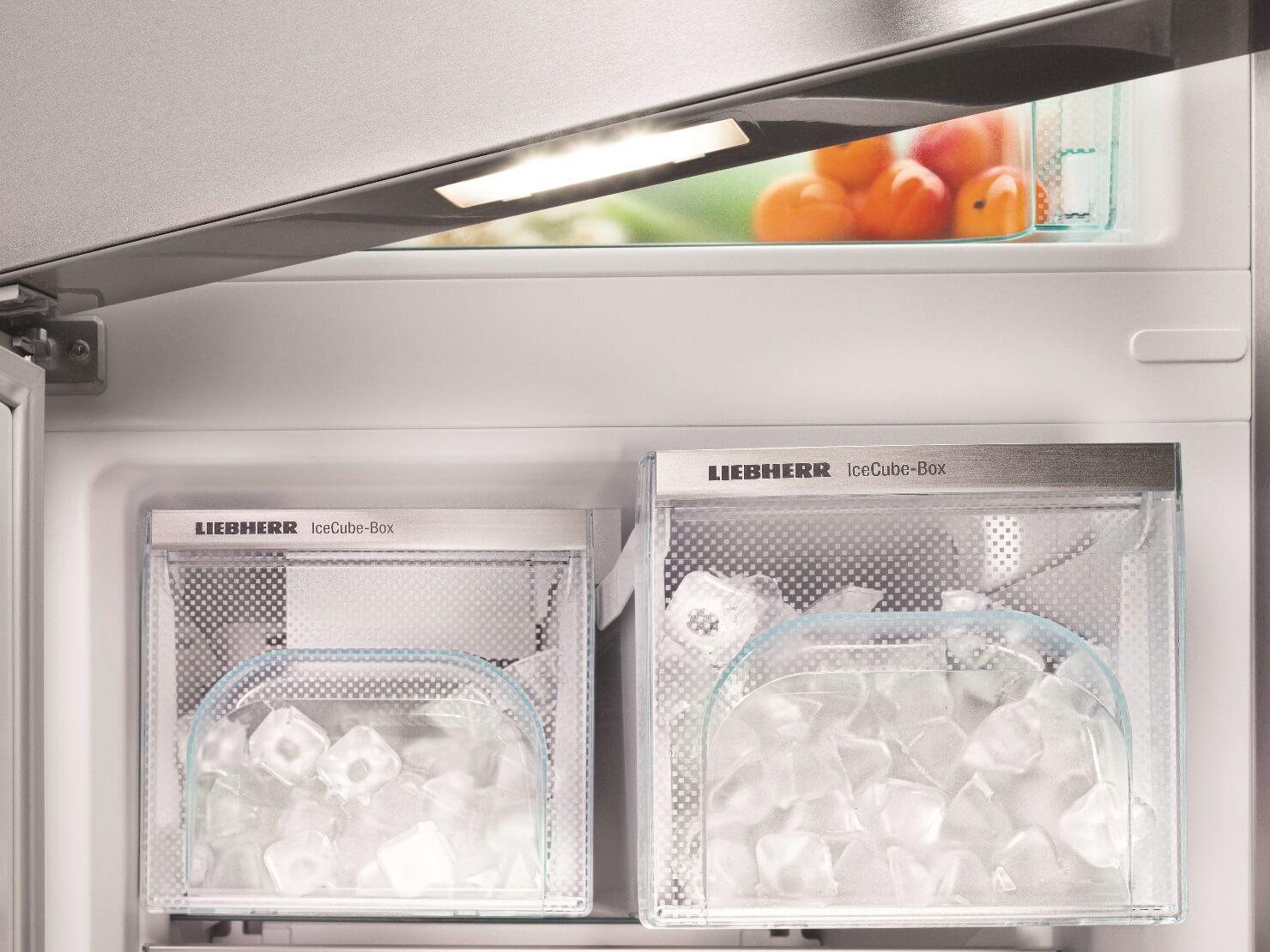 купить Двухкамерный холодильник Liebherr CBNPes 4878 Украина фото 16