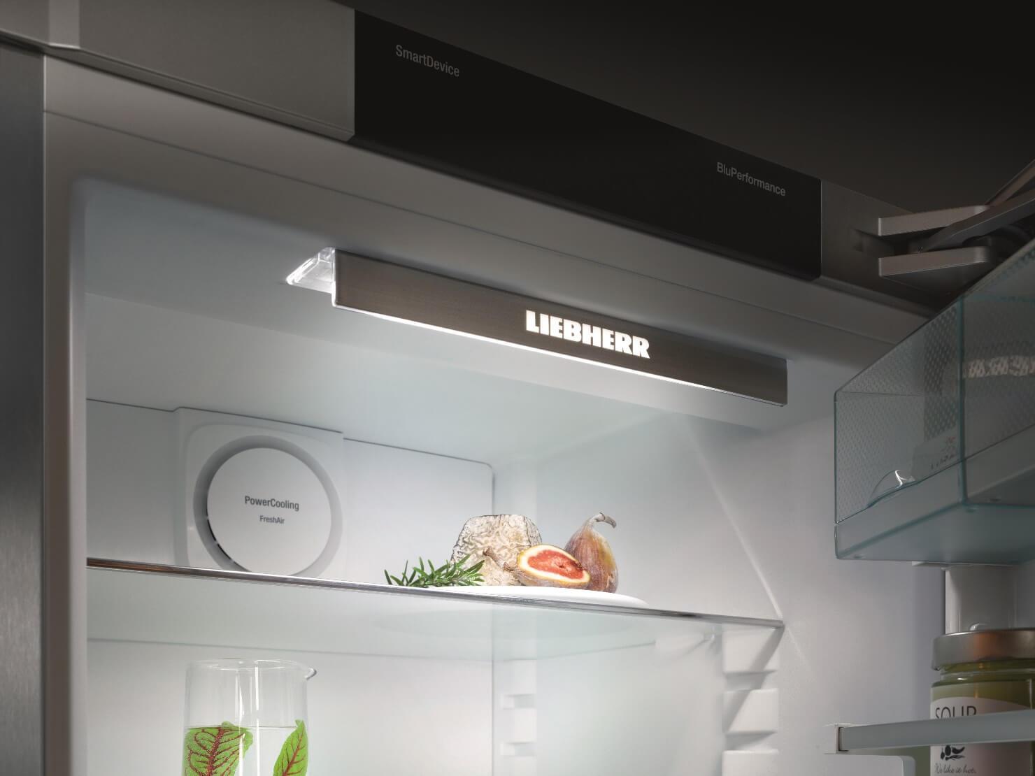 купить Двухкамерный холодильник Liebherr CBNPes 4878 Украина фото 12
