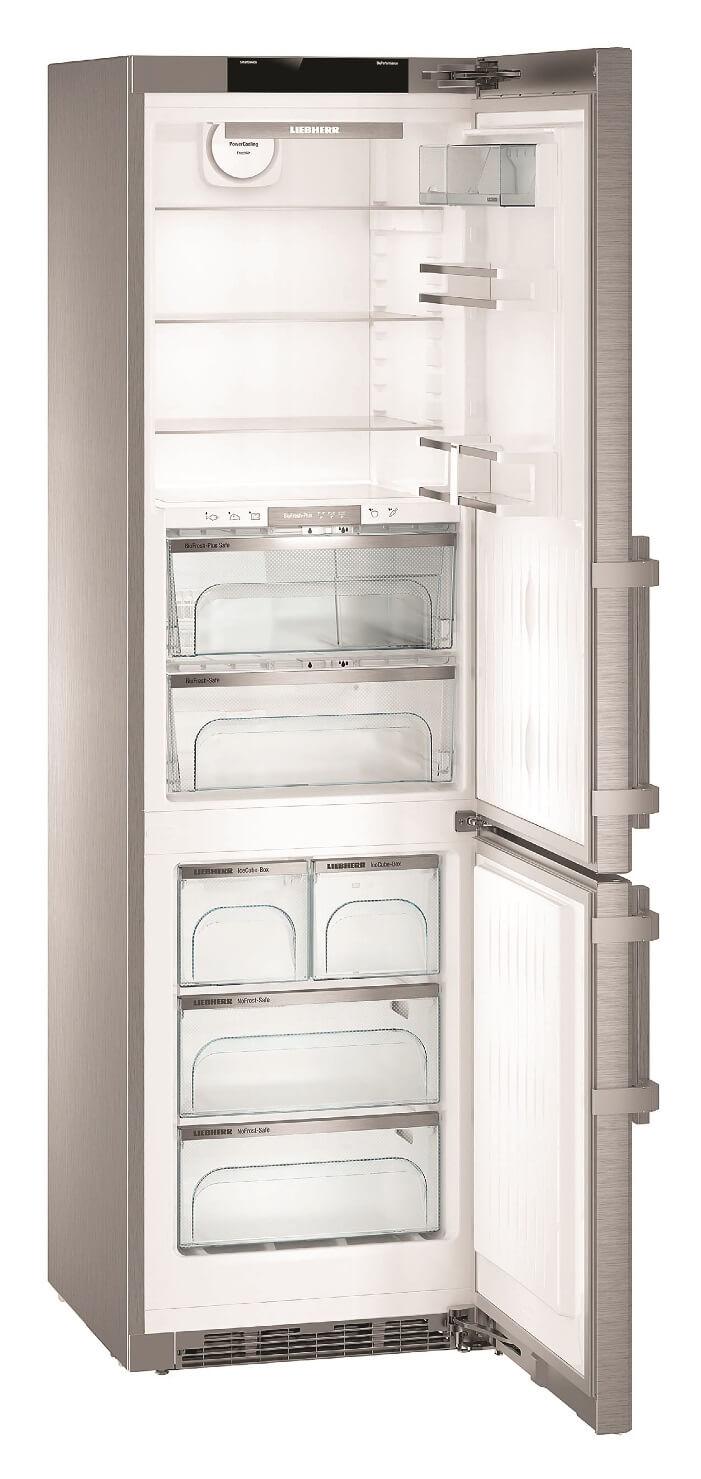 купить Двухкамерный холодильник Liebherr CBNPes 4878 Украина фото 6