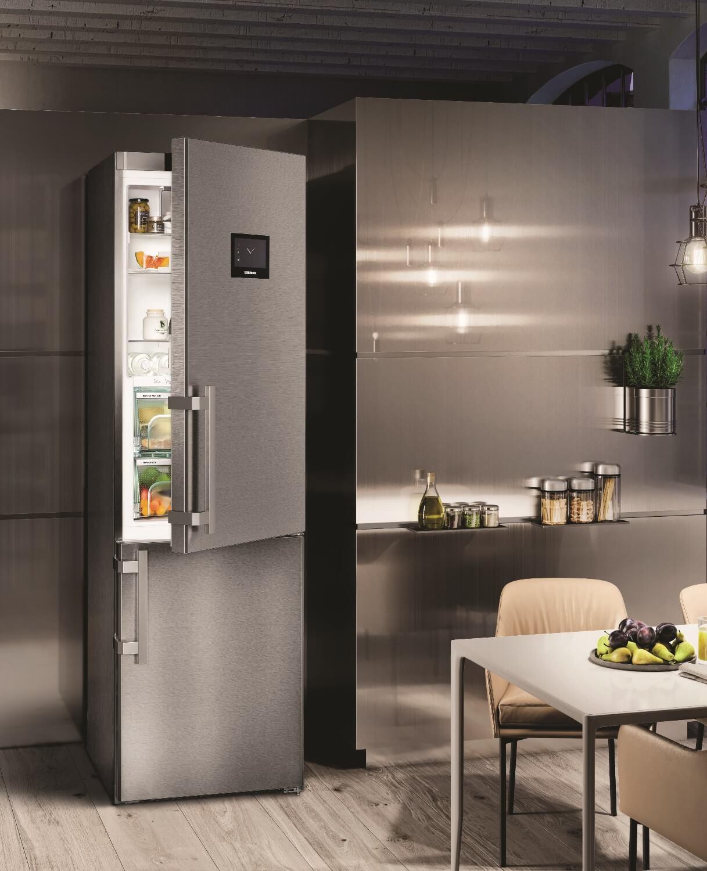 купить Двухкамерный холодильник Liebherr CBNPes 4878 Украина фото 8