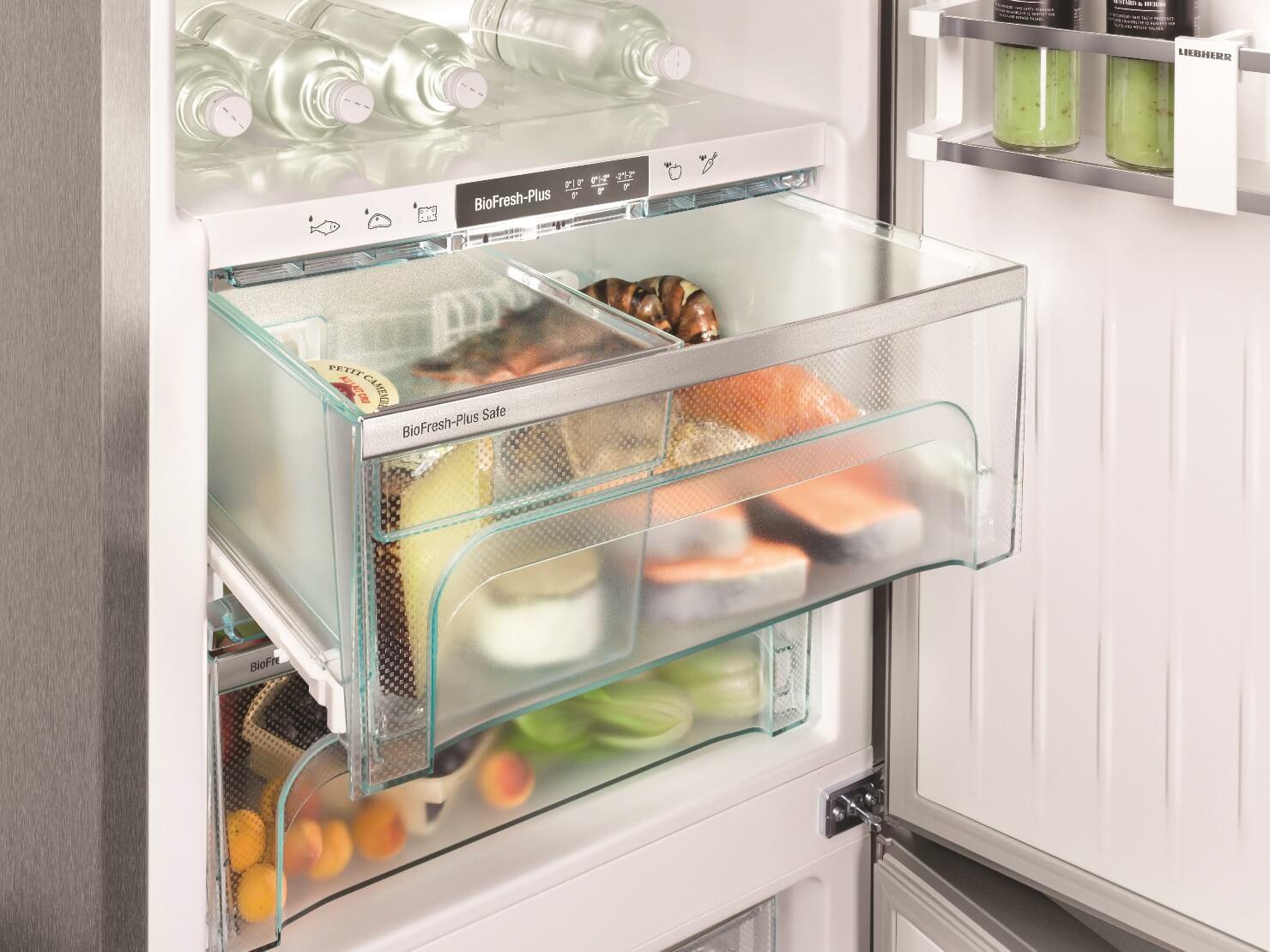 купить Двухкамерный холодильник Liebherr CBNPes 4878 Украина фото 9